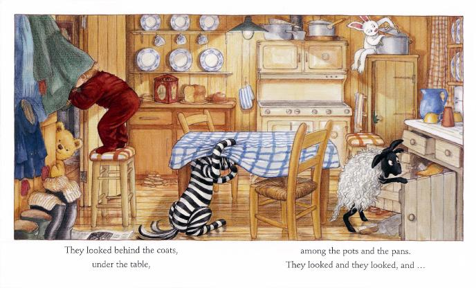ten in the bed penny dale pdf
